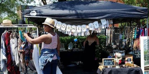 August  Outdoor Fleek Market