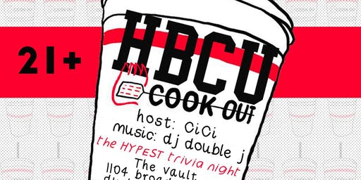 Black Trivia - The HBCU Cookout