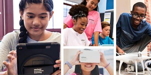 Verizon Learning Lab: Coding & Game Design (Philadelphia, PA)