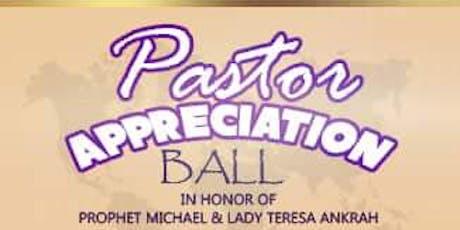 RGIM Pastor's Appreciation Ball tickets