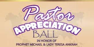 RGIM Pastor's Appreciation Ball
