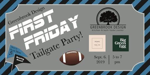 First Friday @Greenbrook Design