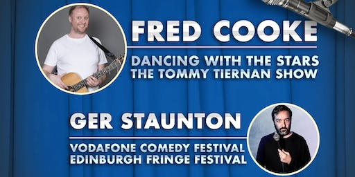 Ashbourne Comedy Club: with Fred Cooke & Ger Staunton