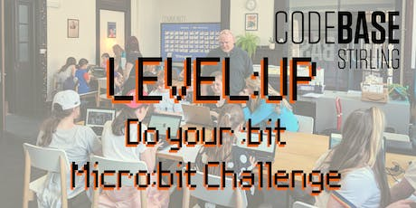 Level:Up - Micro:bit Challenge tickets