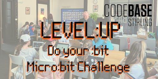 Level:Up - Micro:bit Challenge
