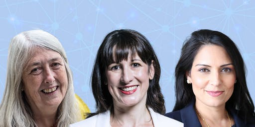Mary Beard, Rachel Reeves and Priti Patel On Women In Power