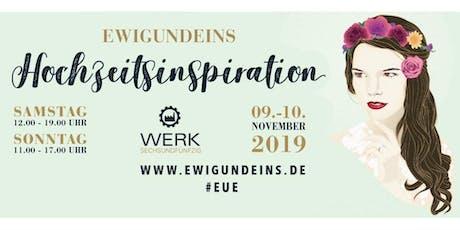 EWIGUNDEINS Hochzeitsmesse Koblenz 2019 Tickets