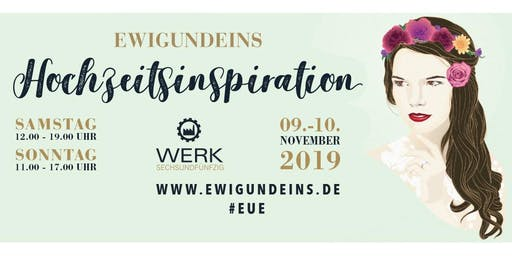 EWIGUNDEINS Hochzeitsmesse Koblenz 2019
