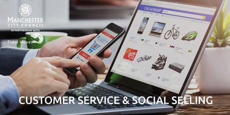 Customer Service and Social Selling tickets