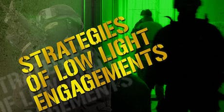 5-Day Strategies of Low Light Engagements Instructor Course - Springfield, MO tickets