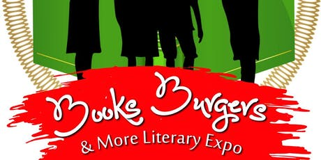Books, Burgers, and More Literary Expo tickets
