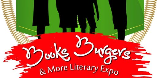 Books, Burgers, and More Literary Expo
