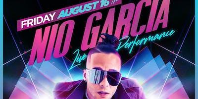 Nio Garcia Performing LIVE at Baru Lounge NJ