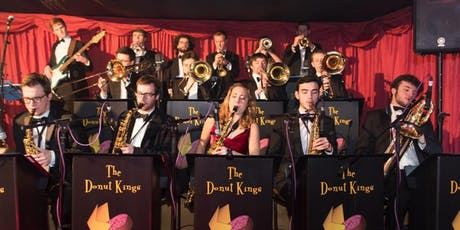 DONUT KINGS - Oxford University's Big Band tickets