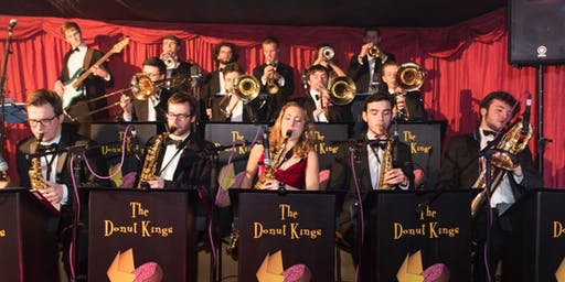 DONUT KINGS - Oxford's Sweetest Big Band Sound