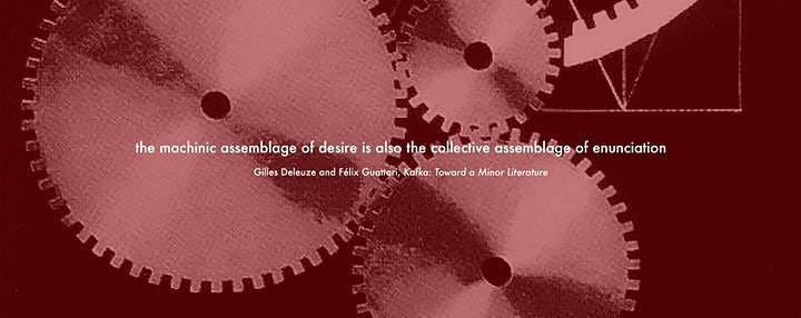 DARE 2019: Machinic Assemblages of Desire image