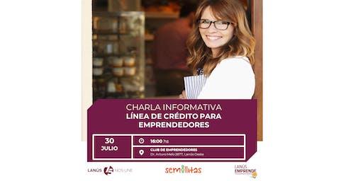 Charla Informativa de Financiamiento - Fundación Semillitas