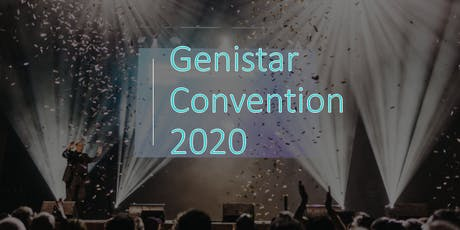 Genistar Convention 2020 tickets