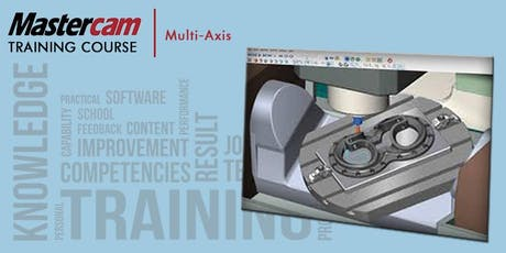 Mastercam Multi-Axis (ACTC - 2 Days) tickets