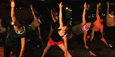 Light Up Night Goat Yoga GLOWGA Watauga! tickets