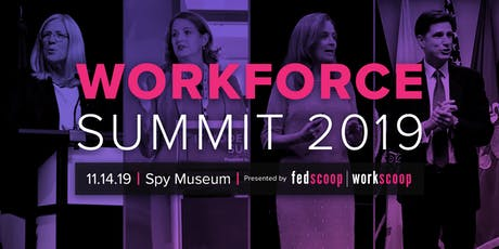 2019 Workforce Summit tickets