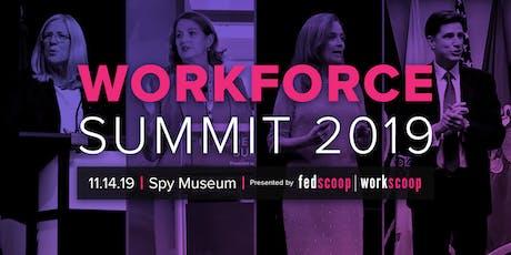 Workforce Summit 2019 tickets