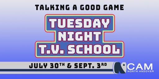 Tuesday Night TV School - Talking a Good Game