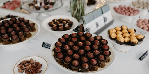Belgian Truffle Making with Perennial Chocolate