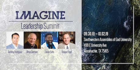 IMAGINE Leadership Summit in DFW South tickets