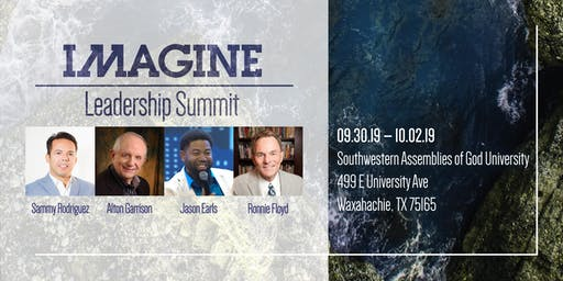 IMAGINE Leadership Summit in DFW South