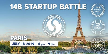 148 Startup Battle, Paris tickets