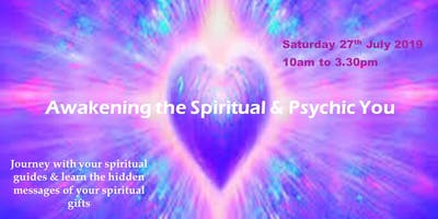 Awakening the Spiritual & Psychic You