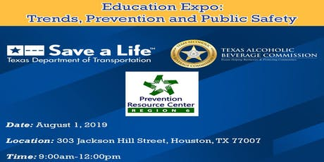 Education Expo: Alcohol Trends, Prevention, and Public Safety tickets