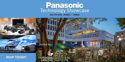 Panasonic Technology Showcase