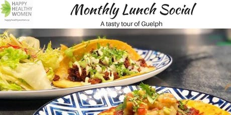 Monthly Lunch Social Guelph tickets