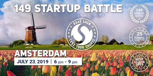 149 Startup Battle, Amsterdam