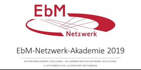 EbM-Netzwerk-Akademie 2019 Tickets