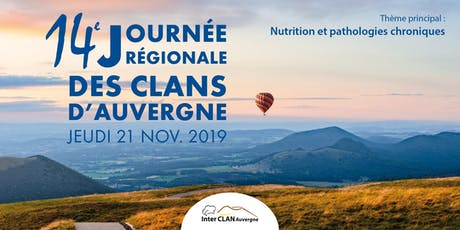 14ème journée régionale des clans d'Auvergne - Formation Continue billets