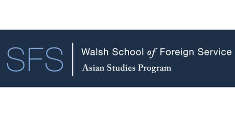 M.A. in Asian Studies Orientation tickets