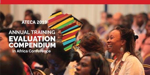 Annual Training Evaluation Compendium in Africa (ATECA 2019) Conference