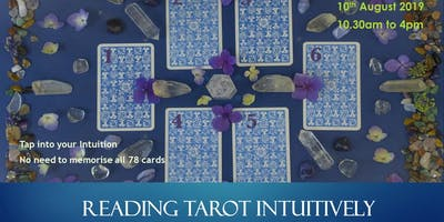 Reading Tarot Intuitively