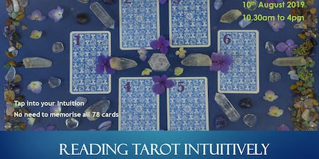 Reading Tarot Intuitively tickets