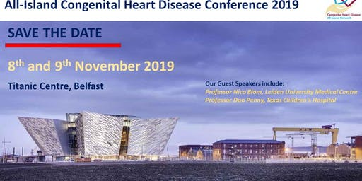 All-Island Congenital Heart Disease Network Conference 2019