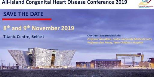 All-Island Congenital Heart Disease Network Conference 2019