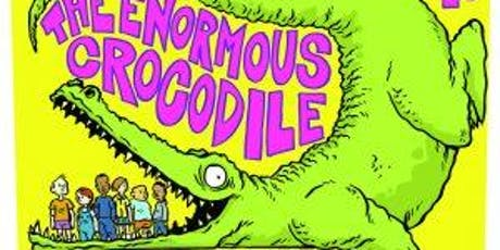 Alvaston Library Roald Dahl's The Enormous Crocodile tickets