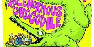 Alvaston Library Roald Dahl's The Enormous Crocodile