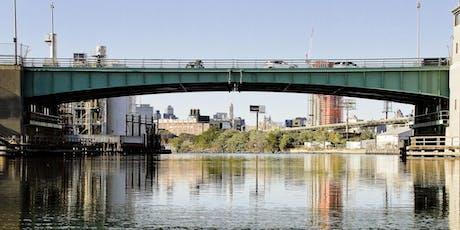 Infrastructure Creek: A Walking Tour tickets