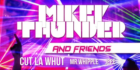 Mikey Thunder and Friends tickets