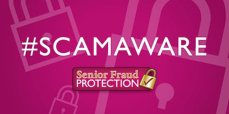 Free Scam Prevention Event tickets