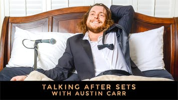 """Talking After Sets With Austin Carr"""